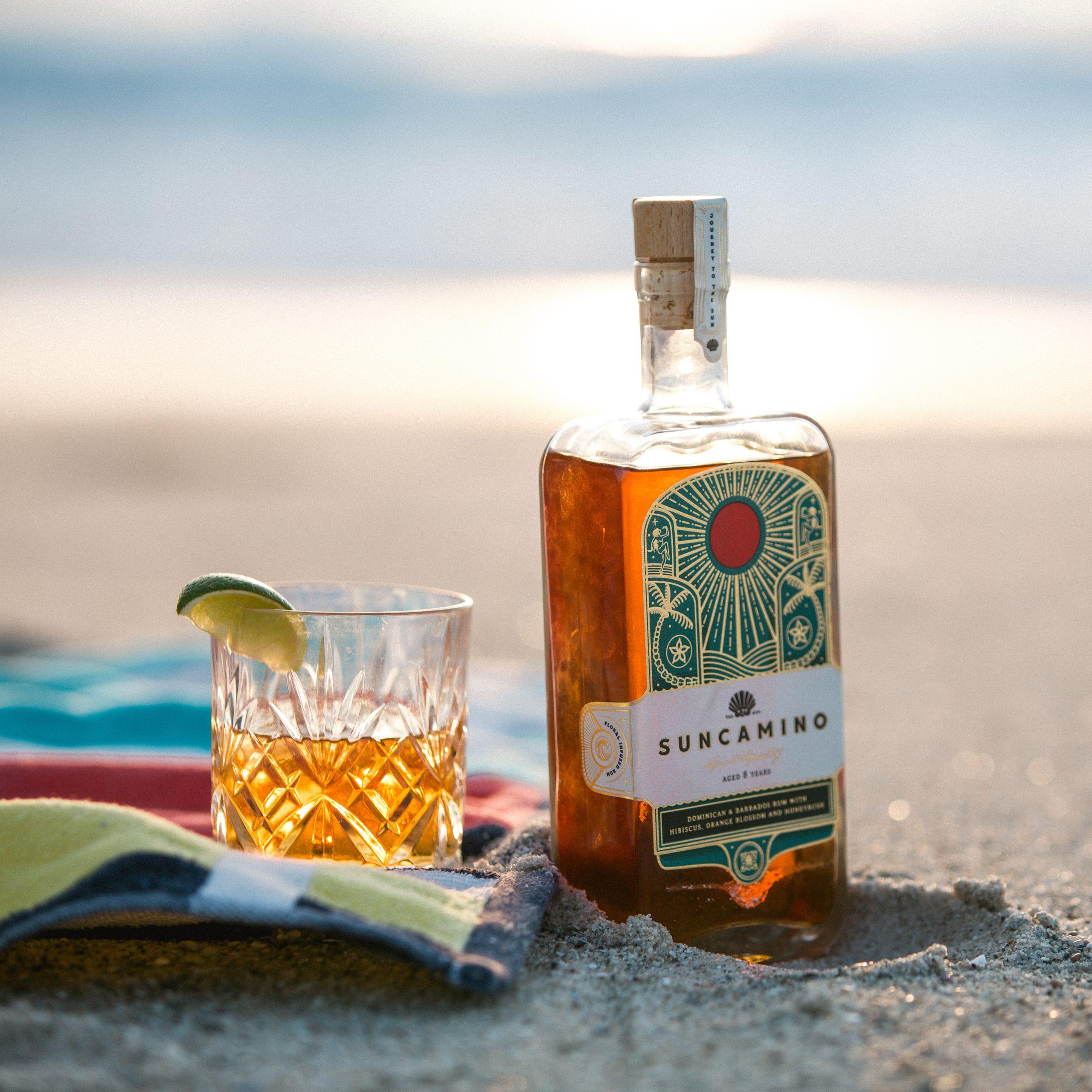 Suncamino Rum tropical rum
